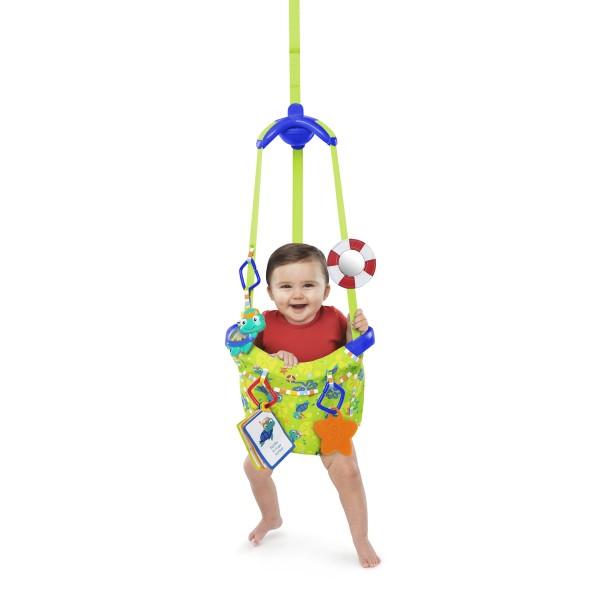 saltador bebe