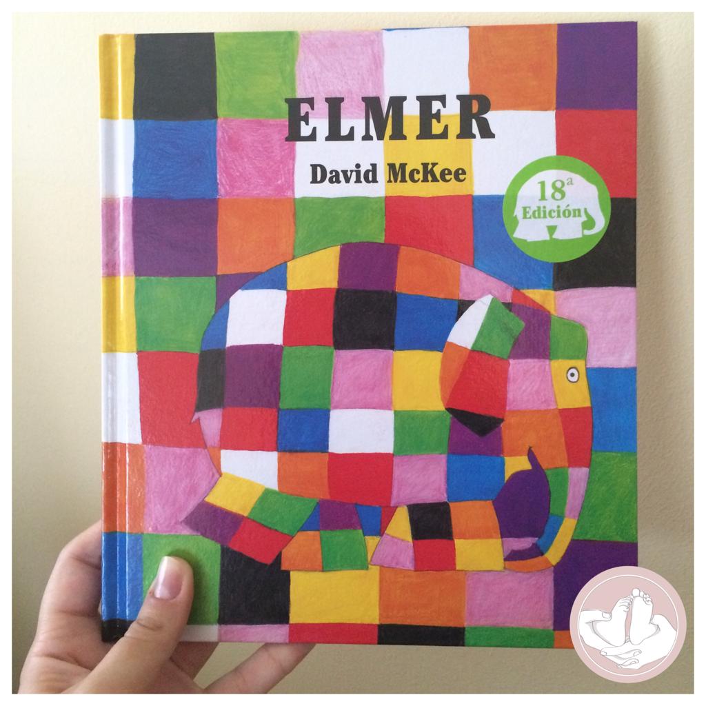 """Descubriendo a """"Elmer"""" – ATENCIÓN TEMPRANA Y ESTIMULACIÓN"""