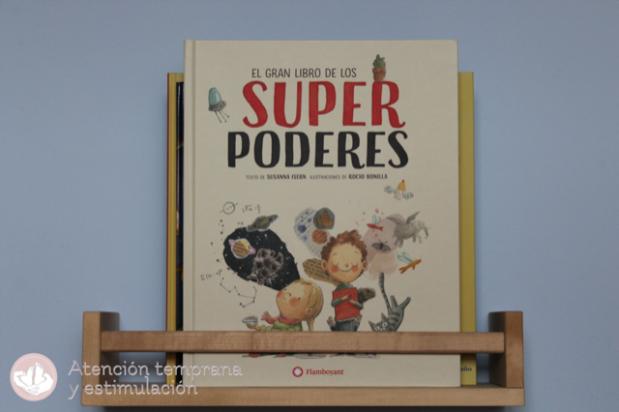 el libro de los superpoderes